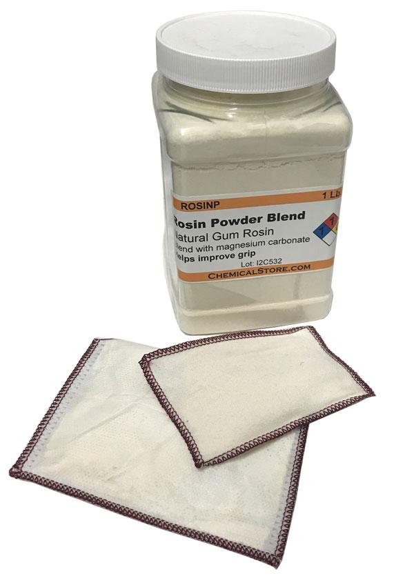 Rosin powder jar and bags
